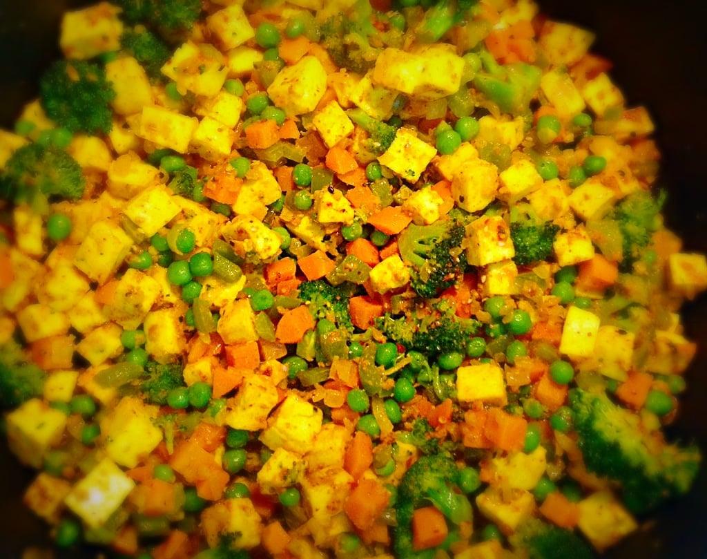 mixed vegteables