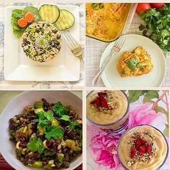 How to present healthy meals
