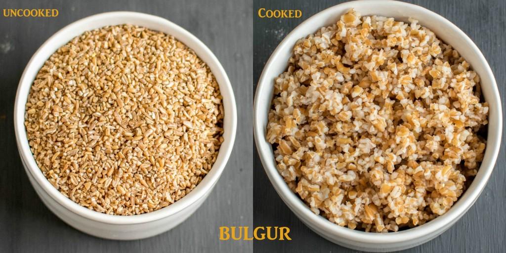 steps to cook bulgur