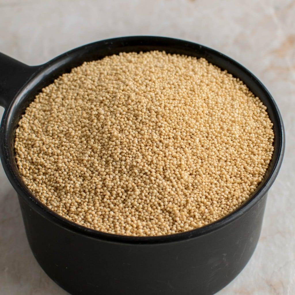 Dry Amaranth grains