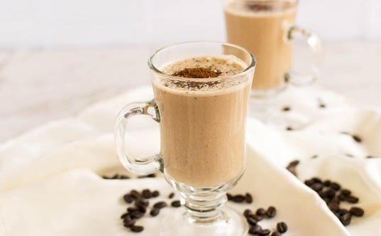 Coffee Hemp Smoothie