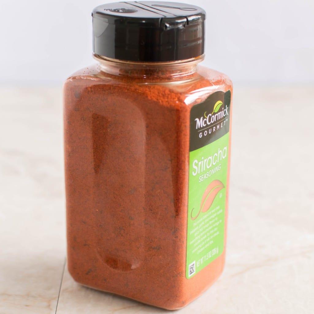 Sriracha spice mix
