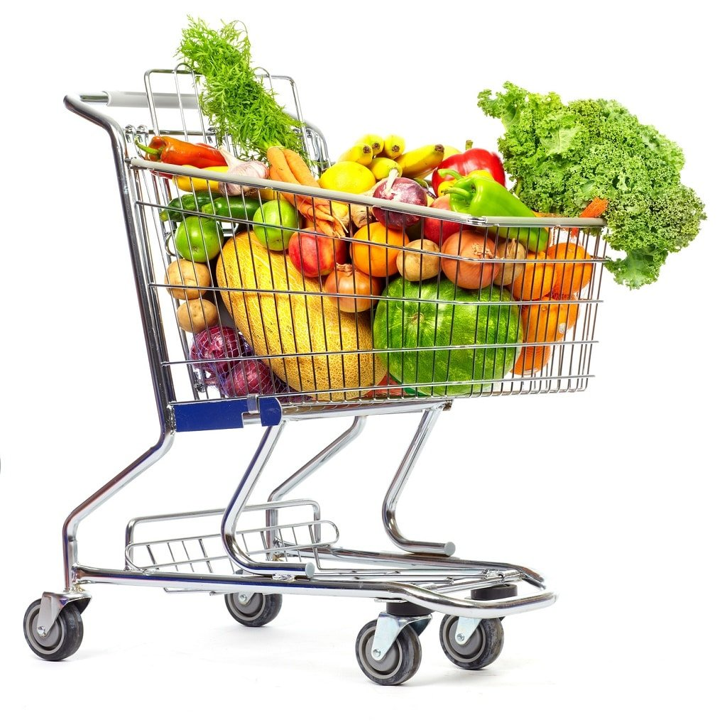 How Does Your Grocery Cart Look Like ? kiipfit.com