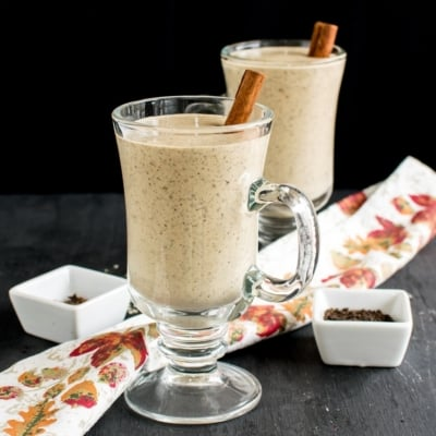 Masala Chai Protein Smoothie is packed with aromatic Indian Chai spices along with natural protein.You would devouring the rich, thick and creamy texture of this smoothie.