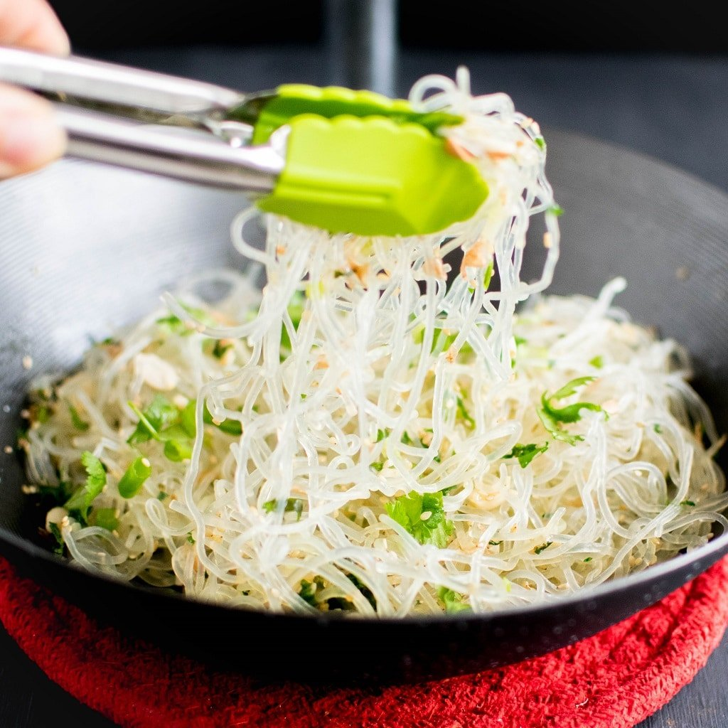 The Benefits of Kelp Noodles