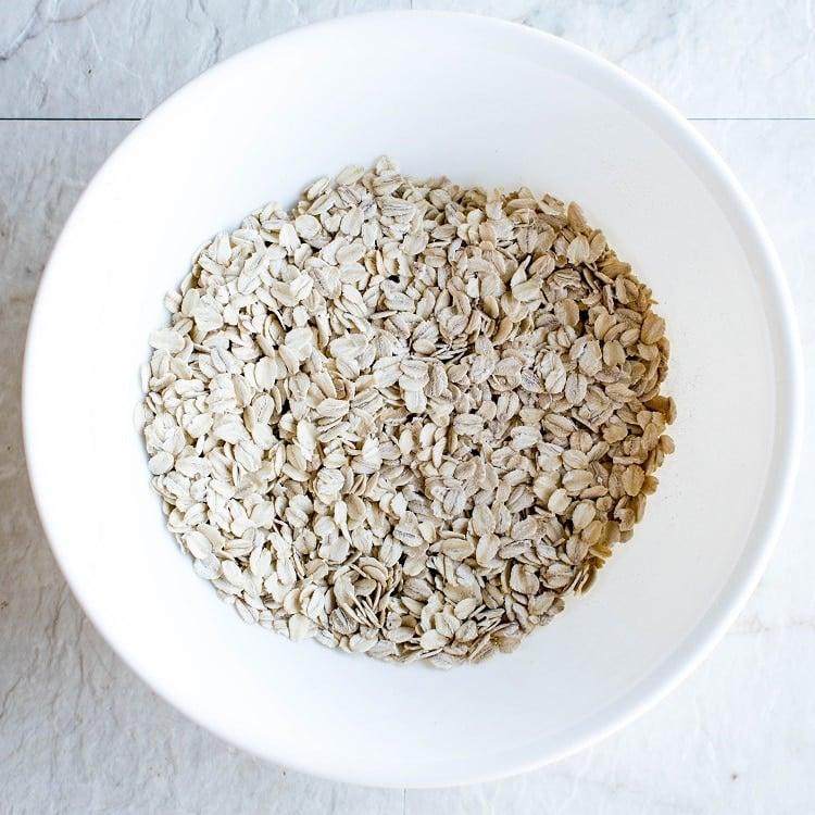 oats mixture