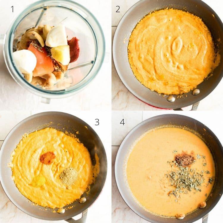 steps to make gravy