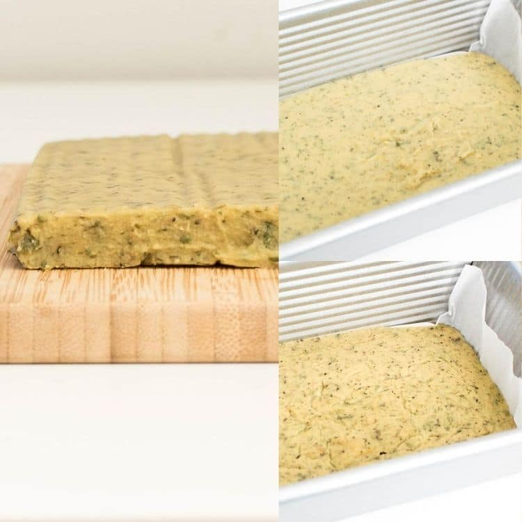 steps to bake and cool